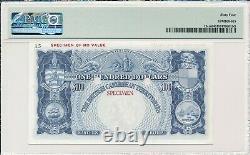 British Caribbean Terr. $100 ND(1953-63) Color Trial Specimen. Rare PMG 64