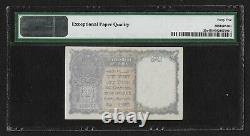 British India Burma, 1945 1 Rupee, PMG Choice XF 45 EPQ, CE Jones, Note P# 25a