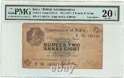 British india rupees 2 annas 8, cawnpore extremely rare