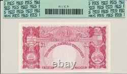 Eastern Group British Caribbean Territories $1 1964 PCGS 65PPQ