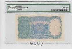 INDIA RESERVE BANK 10 RUPEES 1937 P# 19a. PMG 64. CHOICE UNC. RARE