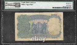 INDIA Scarce 10 Rupees Note 1928/35 (King Geo. V) P16b PMG25VF