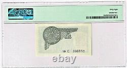 India 1 Rupee 1935 Pick 14a Jhun3.2.1B-D, PMG Choice About Unc 58