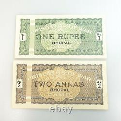 India Bhopal Prisoner Of War Camp Rupee And 2 Anna