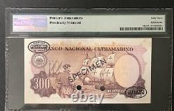 Portuguese India banknote Specimen P44s. Choice Uncirculated Graded 63