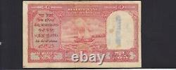 Qatar (india Gulf Issue) 10 Rupees Nd (z/7) P. R3 In Vf Cond
