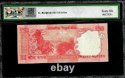 Rs 20/- India Banknote SOLID Number(1ST PREFIX) 00A 888888 GEM UNC Issue UNIQUE