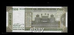 Rs 500/- India Banknote 8KK 888888 SUPER Serial Number GEM UNC UNIQUE